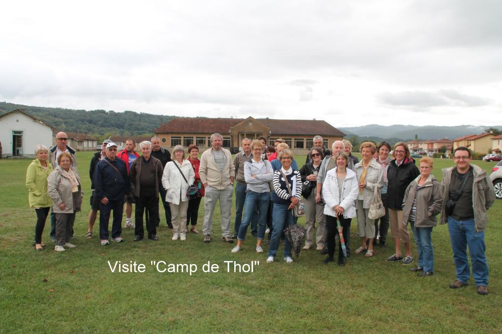 """Article """"Le Progrès"""" du 20/09/2015. Photo A. Millet"""